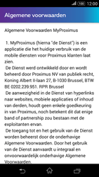 Sony E2003 Xperia E4 G - Applicaties - MyProximus - Stap 11