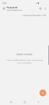 Samsung Galaxy S10 - E-mail - handmatig instellen (yahoo) - Stap 5