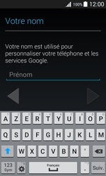 Samsung J100H Galaxy J1 - Applications - Créer un compte - Étape 5
