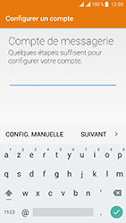 ZTE Blade V8 - E-mail - Configuration manuelle (outlook) - Étape 7