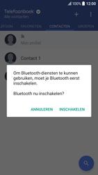 HTC 10 - Contactgegevens overzetten - delen via Bluetooth - Stap 10