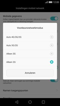 Huawei G8 - Netwerk - 4G activeren - Stap 6