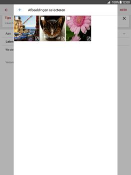 Samsung Galaxy Tab A 9.7 (SM-T555) - E-mail - Hoe te versturen - Stap 16