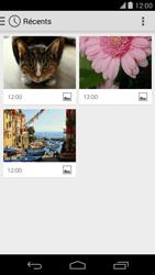 LG D821 Google Nexus 5 - MMS - envoi d'images - Étape 8