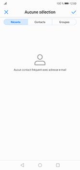 Huawei P20 Lite - E-mail - envoyer un e-mail - Étape 4