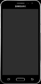 Samsung Galaxy J3 (2016) - Premiers pas - Découvrir les touches principales - Étape 2