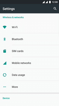 OnePlus 3 - Network - Manually select a network - Step 4
