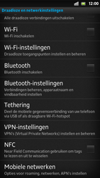 Sony LT26i Xperia S - Netwerk - gebruik in het buitenland - Stap 7