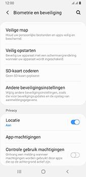 Samsung galaxy-a8-2018-sm-a530f-android-pie - Beveiliging en ouderlijk toezicht - Hoe wijzig ik mijn SIM PIN-code - Stap 5
