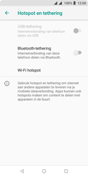Wiko Harry 2 - Internet - mijn data verbinding delen - Stap 6