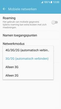 Samsung J710 Samsung Galaxy J7 (2016) - 4G instellen  - Toestel instellen voor 4G - Stap 6
