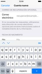 Apple iPhone SE iOS 10 - Aplicaciones - Tienda de aplicaciones - Paso 14