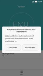 Huawei Y5 - Software updaten - Update installeren - Stap 4