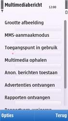 Nokia C5-03 - MMS - handmatig instellen - Stap 20