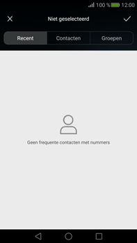 Huawei Mate S - E-mail - e-mail versturen - Stap 5