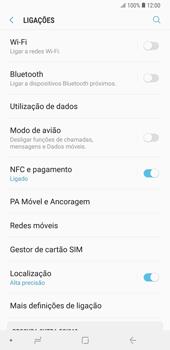 Samsung Galaxy Note9 - Wi-Fi - Como ligar a uma rede Wi-Fi -  5