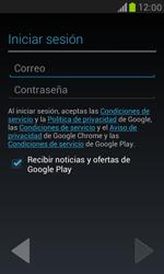 Samsung Galaxy S3 Mini - E-mail - Configurar Gmail - Paso 10