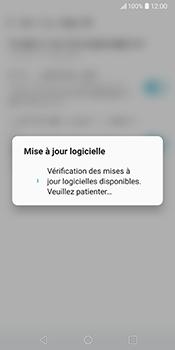 LG V30 - Appareil - Mise à jour logicielle - Étape 9