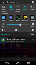 LG D955 G Flex - Settings - Configuration message received - Step 4