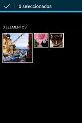 Sony Xperia E - Bluetooth - Transferir archivos a través de Bluetooth - Paso 6