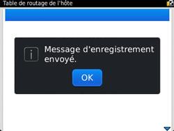 BlackBerry 9320 Curve - Paramètres - Reçus par SMS - Étape 8