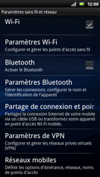 Sony Ericsson Xperia Play - Internet - Configuration manuelle - Étape 5