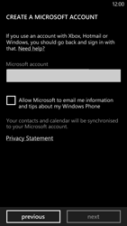 HTC Windows Phone 8X - Applications - Downloading applications - Step 11