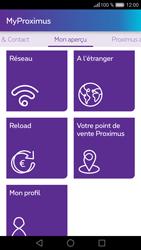 Huawei P9 Lite - Applications - MyProximus - Étape 18