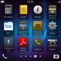 BlackBerry Q5 - Funciones básicas - Uso de la camára - Paso 3
