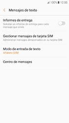 Samsung Galaxy A5 (2017) (A520) - Mensajería - Configurar el equipo para mensajes de texto - Paso 10