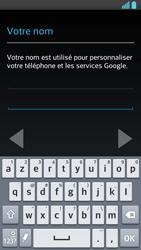 LG Optimus F5 - Premiers pas - Créer un compte - Étape 7