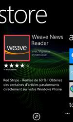 Nokia Lumia 1020 - Applications - Télécharger une application - Étape 5