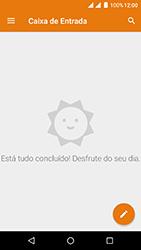 Wiko Fever 4G - Email - Configurar a conta de Email -  4