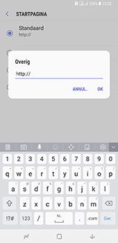 Samsung Galaxy A8 Plus - Internet - handmatig instellen - Stap 30