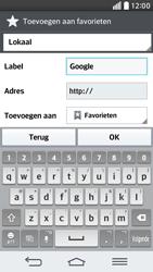 LG G2 mini LTE - Internet - Hoe te internetten - Stap 8