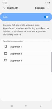 Samsung galaxy-note-10-dual-sim-sm-n970f - Bluetooth - Aanzetten - Stap 6