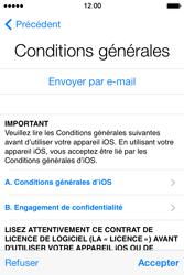 Apple iPhone 4S - Premiers pas - Créer un compte - Étape 12