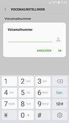 Samsung Galaxy J5 (2017) (SM-J530F) - Voicemail - Handmatig instellen - Stap 8