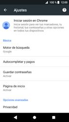 Sony Xperia XZ1 - Internet - Configurar Internet - Paso 24