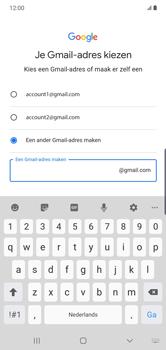 Samsung galaxy-note-10-plus-single-sim-sm-n975f - Applicaties - Account aanmaken - Stap 12