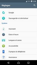 Sony Xperia XA1 - Device maintenance - Back up - Étape 6