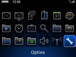 BlackBerry 9700 Bold - Voicemail - Handmatig instellen - Stap 3