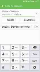 Samsung Galaxy J5 (2016) DualSim (J510) - Chamadas - Bloquear chamadas de um número -  8