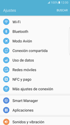 Samsung Galaxy S7 Edge - Bluetooth - Conectar dispositivos a través de Bluetooth - Paso 4