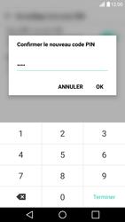 LG G5 - Sécuriser votre mobile - Personnaliser le code PIN de votre carte SIM - Étape 12