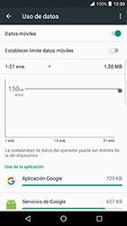 BlackBerry DTEK 50 - Internet - Activar o desactivar la conexión de datos - Paso 5