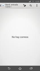 Sony Xperia Z3 - E-mail - Configurar correo electrónico - Paso 4