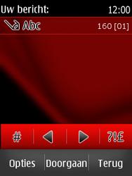 Nokia Asha 300 - MMS - Afbeeldingen verzenden - Stap 7