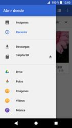 Sony Xperia XZ1 - Mensajería - Escribir y enviar un mensaje multimedia - Paso 14