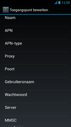 Acer Liquid E2 - Internet - Handmatig instellen - Stap 13